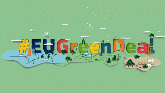 The Green deal will make or break Europe-   OPINION