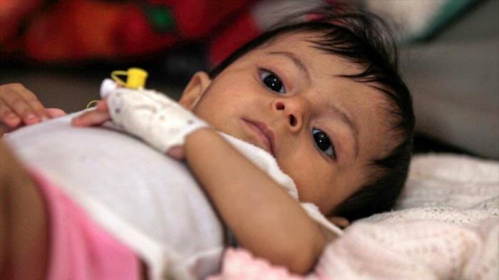 Bloqueo saudí aumenta muerte de niños yemeníes con cáncer