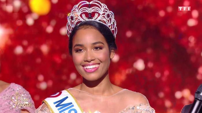 Miss France 2020 est Miss Guadeloupe
