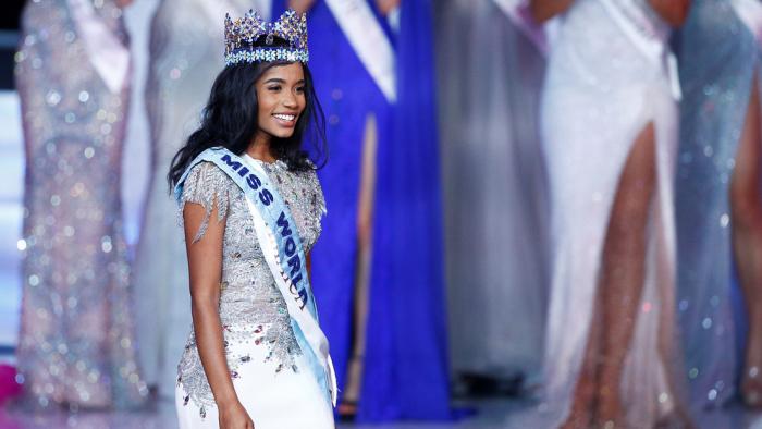 La representante de Jamaica gana el concurso Miss Mundo 2019