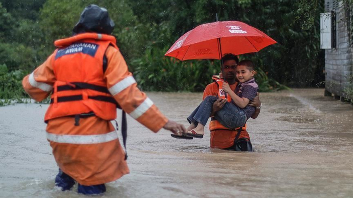 Malaysia: Nearly 4,000 residents evacuated after floods