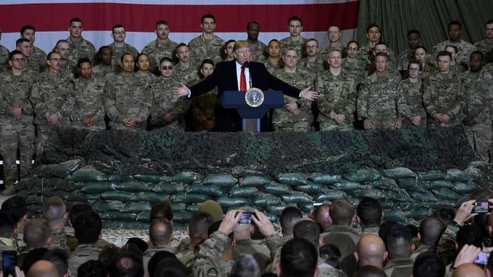 US to announce 4,000-troop drawdown from Afghanistan