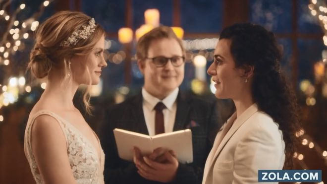 Hallmark apologizes for pulling same-sex ads