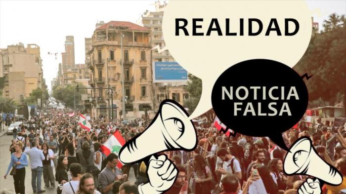 Beirut advierte de esfuerzos de infiltrados para inflamar El Líbano