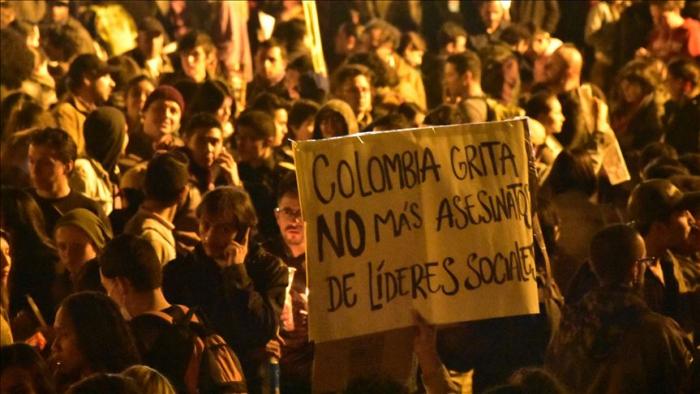 Colombia:   fue asesinado defensor de derechos humanos Cristian Vitonas Yatacué