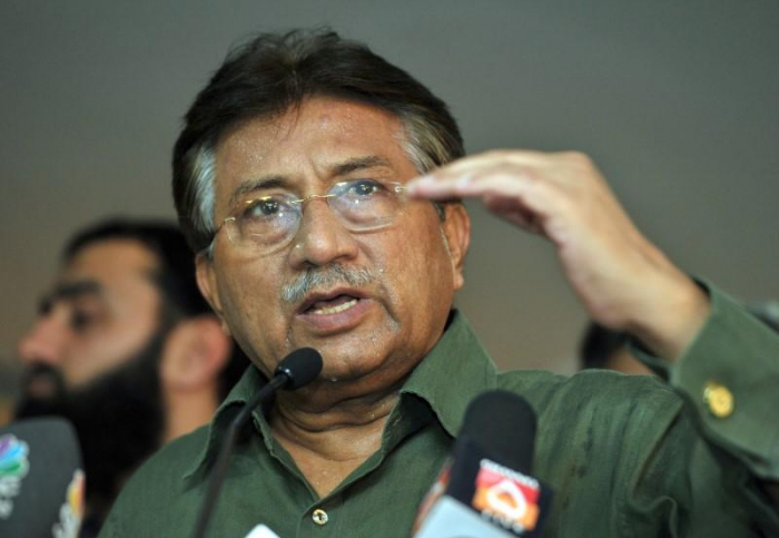 Pakistan court sentences former military ruler Musharraf to death for treason
