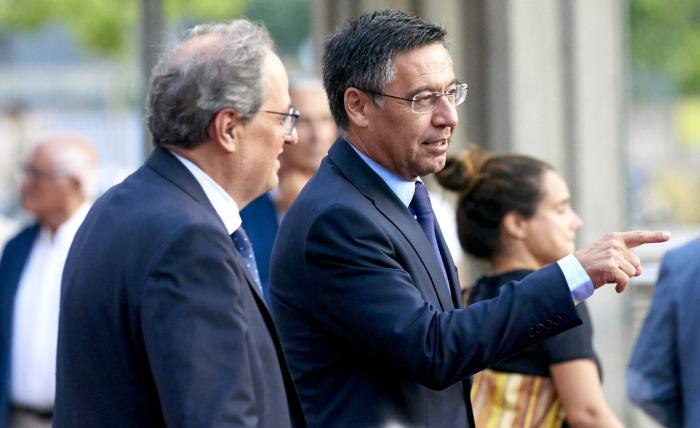 LaLiga:   Barcelona, Real Madrid y los árbitros, en el mismo hotel