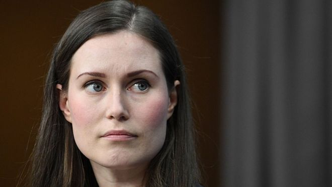 Sanna Marin: Estonia apologises after minister mocks Finland PM