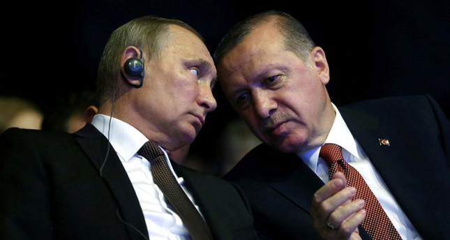 Erdogan discusses Libya in phone call with Putin