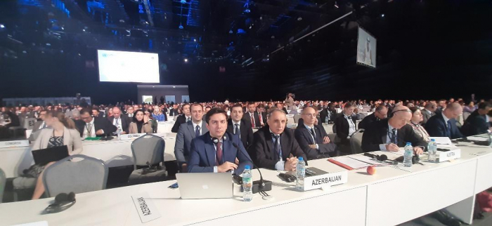 Azerbaijan represented in Abu Dhabi at 8th session on UN Convention against Corruption