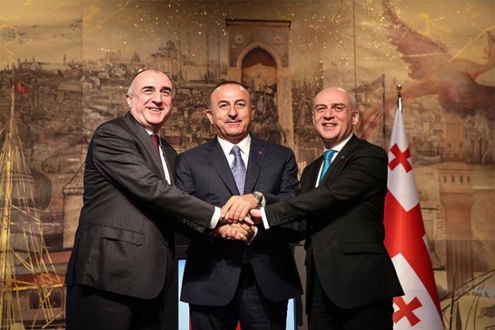 Azerbaijani, Turkish, Georgian FMs to meet on Dec. 23