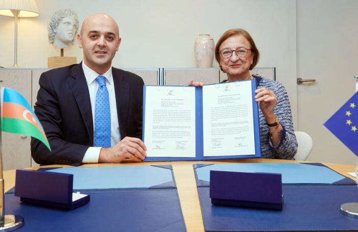 Azərbaycan Avropa Şurasının Lanzarote Konvensiyasına qoşuldu - FOTO
