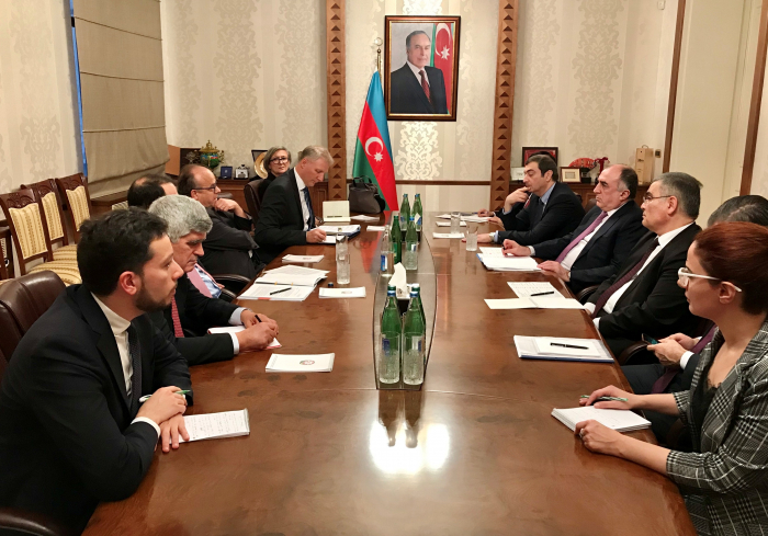 Azerbaijan, EU discuss prospects for developing relations