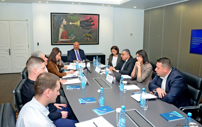 Baku hosts meeting of Executive Committee of Azerbaijan Gymnastics Federation