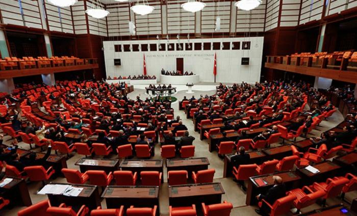 Türkiyə Parlamenti Liviya ilə hərbi sazişi təsdiqləyib