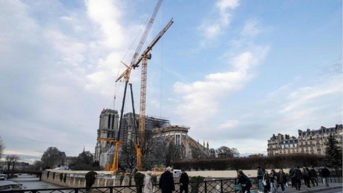 Notre-Dame Cathedral to miss first Christmas Mass in two centuries