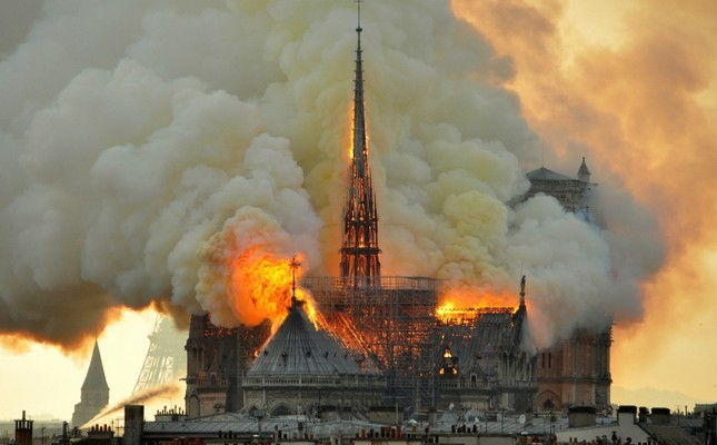 855-year-old Notre Dame to miss first Christmas in centuries