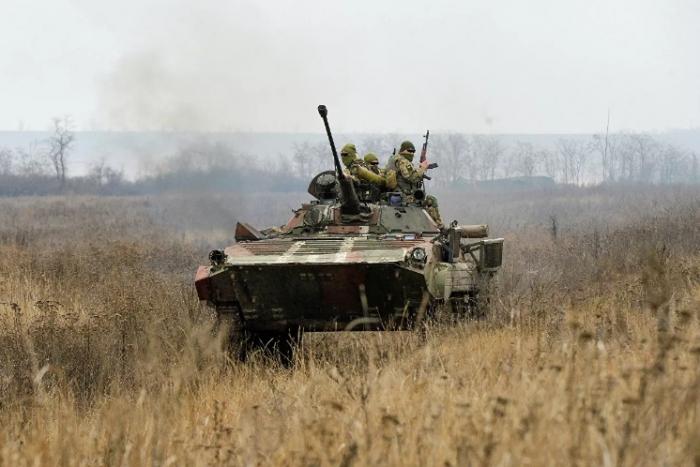 Donbasda son 5 ildə 3344 dinc sakin ölüb