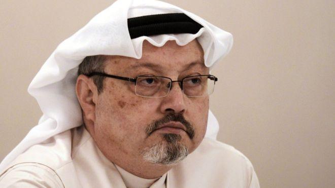 Saudis sentence five to death for Khashoggi