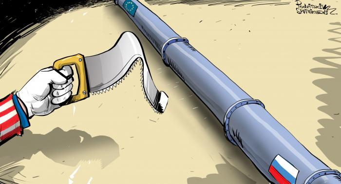EEUU no consigue cortar el proyecto Nord Stream 2