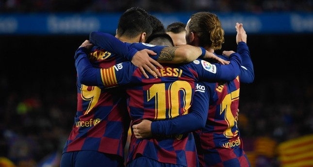 Barcelona tops the list of world's best-paid sports teams