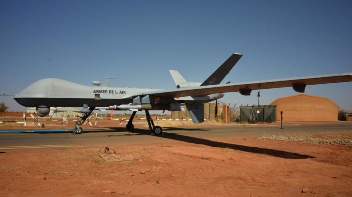French army carries out first-ever drone strike during Mali op