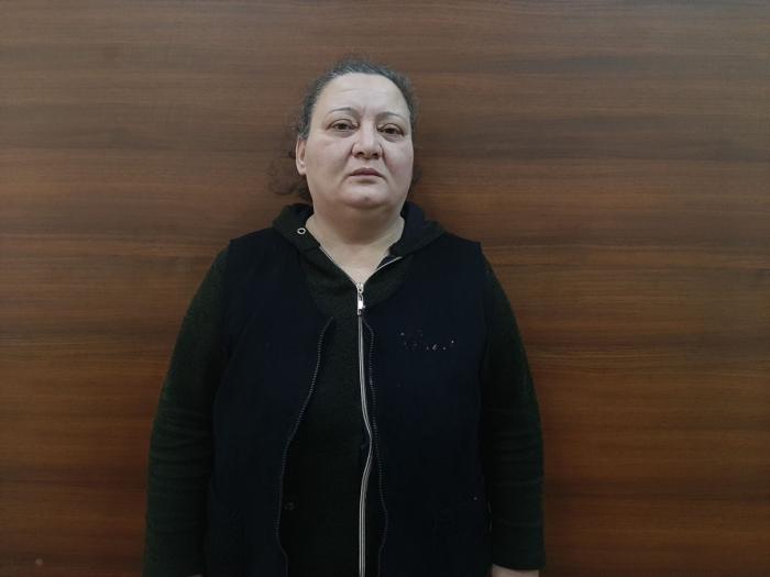 İrandan narkotik gətirən qadın saxlanılıb - FOTO