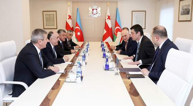 Azerbaijan, Georgia mull bilateral cooperation