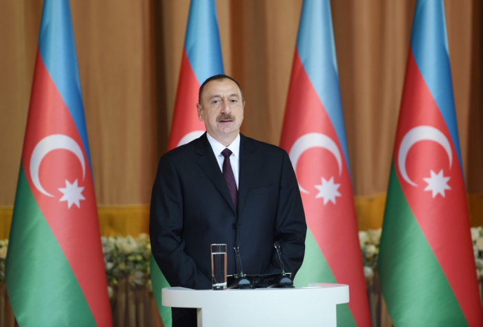 President Ilham Aliyev attends ceremony dedicated to 2019 sporting results-UPDATED