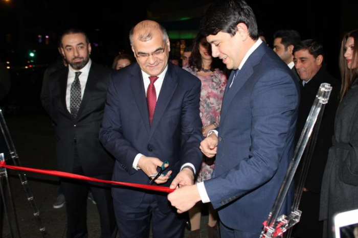 Azerbaijan's House opens in Berlin -  PHOTOS