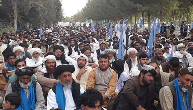27 local peace activists abducted in western Afghanistan