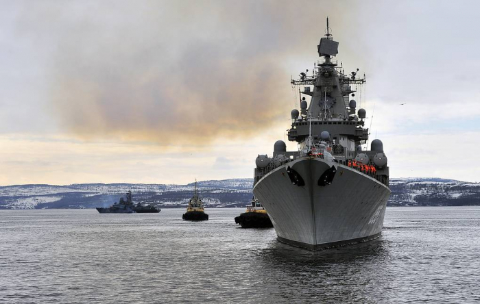 Russia, Iran, China to hold four-day joint naval drills in Indian Ocean