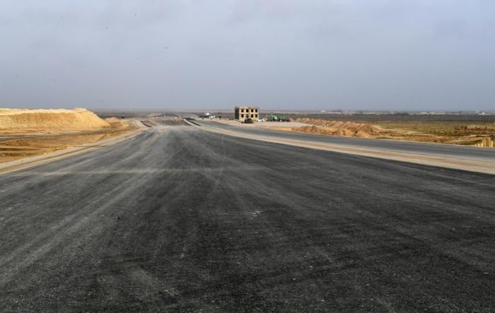 Bakı-Quba-Rusiya yolu gələn ildən ödənişli olacaq