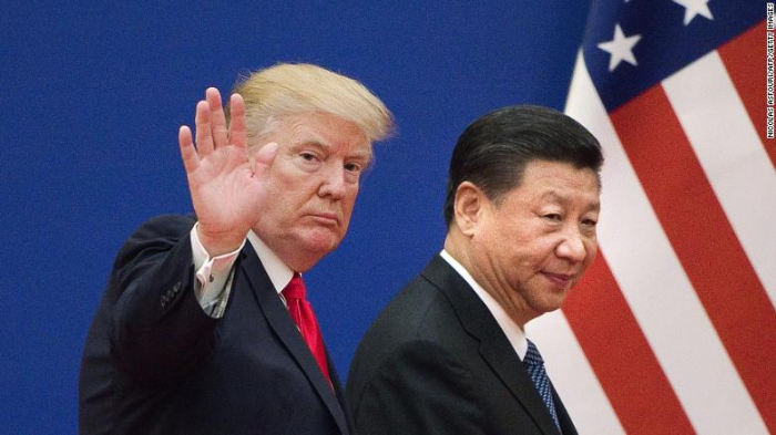 Trump will make China Great Again-   OPINION