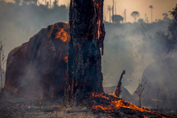 Negotiating while the world burns-   OPINION