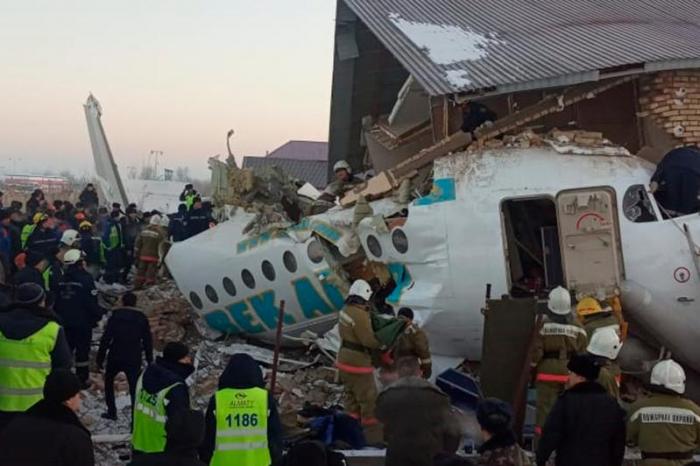 Kazakh president declares December 28 day of mourning after deadly plane crash