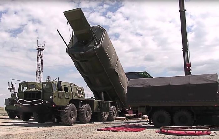 First regiment of Avangard hypersonic missile systems goes on combat duty in Russia