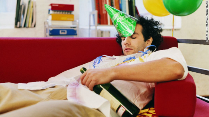 Hangovers: Why you get them and how to fight them off-   iWONDER