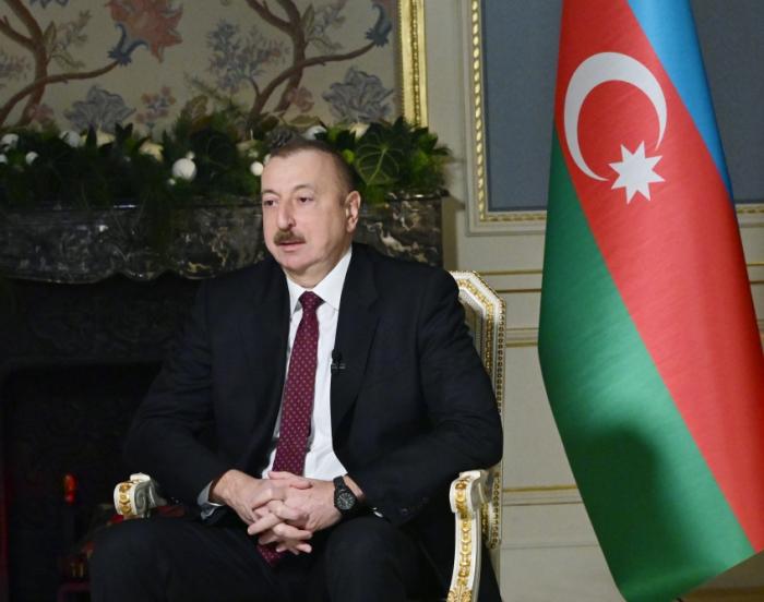 """""""Onlar özləri Dağlıq Qarabağın nə olduğunu bilmirlər"""" - Prezident"""