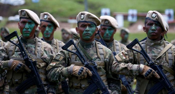 2019  , el año del retorno del protagonismo militar en Latinoamérica