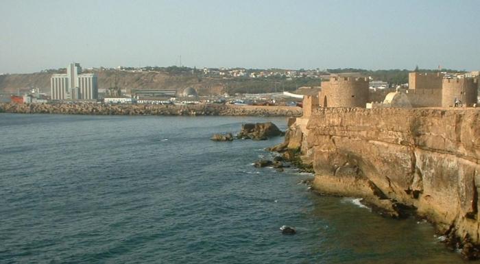 5 sailors missing off Moroccan coast