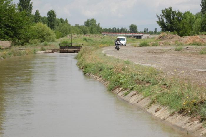Ağdaşda 37 yaşlı kişi su kanalına düşüb