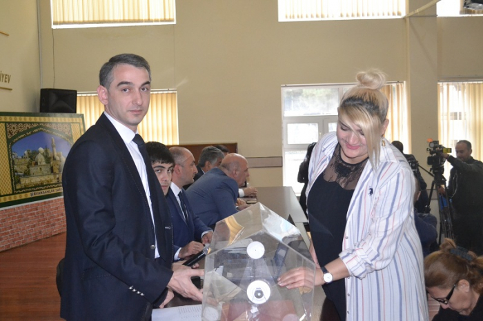 """Məcburi köçkünlərin """"Qobu Park-2""""yə yerləşdirilməsi başa çatıb"""