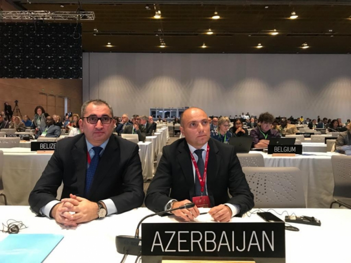 Azerbaijan joins 14th session of Intergovernmental Committee for Safeguarding of Intangible Cultural Heritage