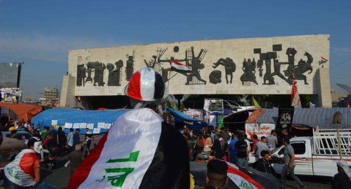 """""""متواجدون لحمايتكم""""... رئيس أركان الجيش العراقي يوجه رسالة إلى المتظاهرين"""