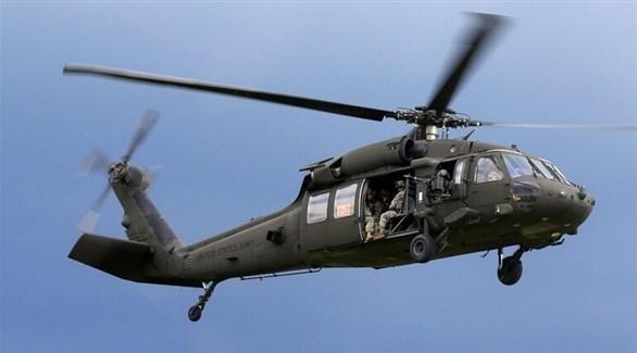 سقوط طائرة هليكوبتر في مينيسوتا ومقتل 3 جنود