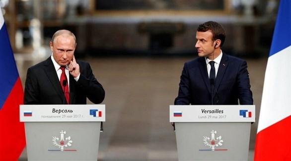 صحيفة: روسيا تجسست على انتخابات فرنسا 2017