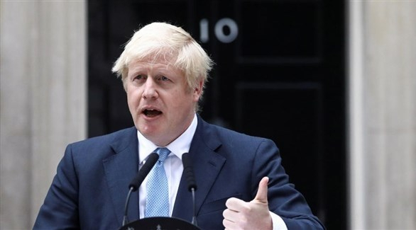 جونسون يتعهد بالحد من الهجرة
