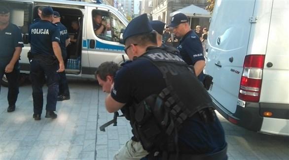 بولندا تعتقل أوكرانياً اعتنق الإسلام.. قد يكون إرهابياً