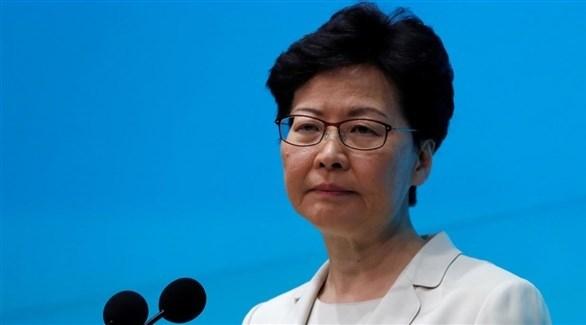 كاري لام تتوجه إلى بكين مع تزايد الضغوط عليها في الداخل